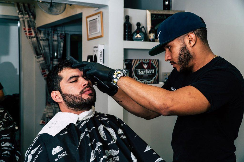 professional-barber